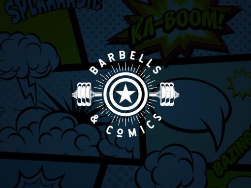 Barbells & Comics